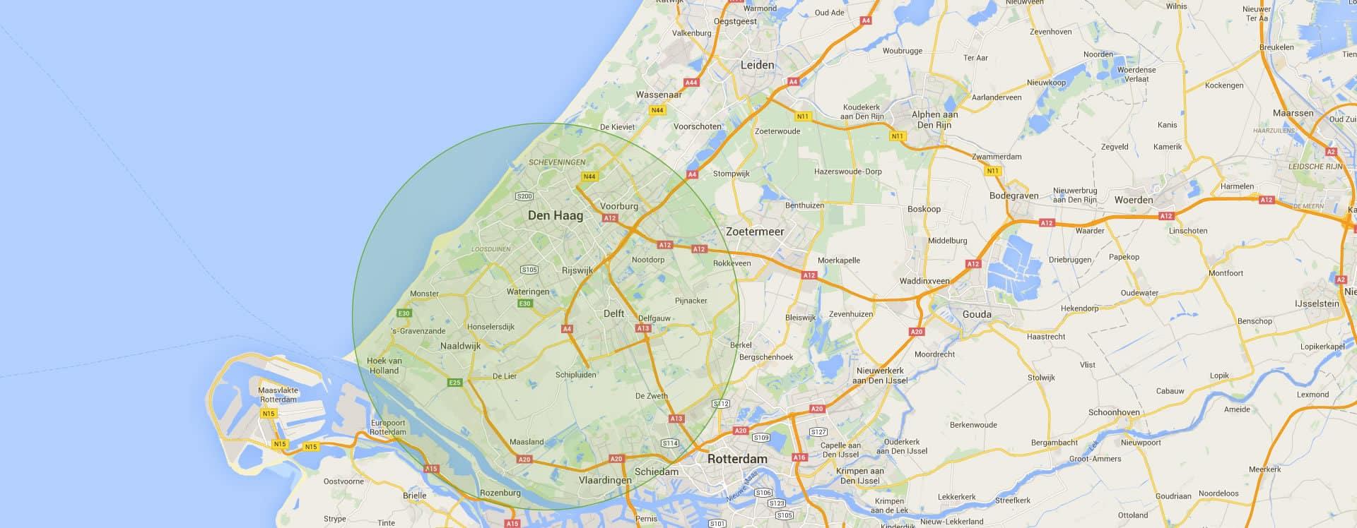 AlleenGroen.nl_Werkgebied_Westland_Den-Haag_Maassluis_Vlaardingen